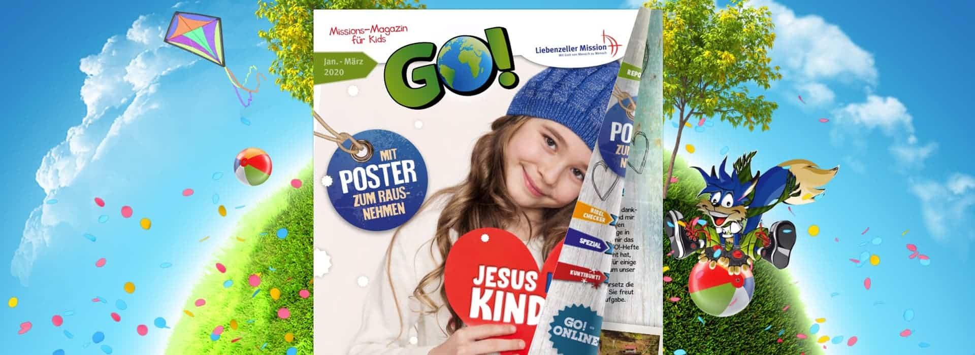 GO! Kinderzeitschrift