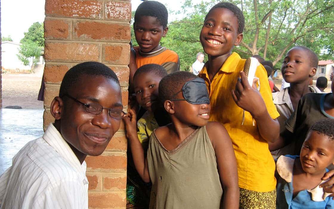 Flanky in Malawi