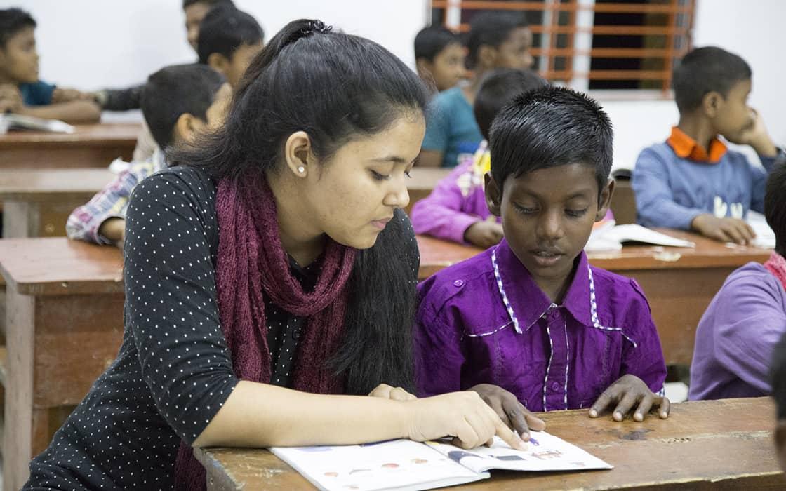 News: Kinder in Bangladesch erhalten eine Zukunft