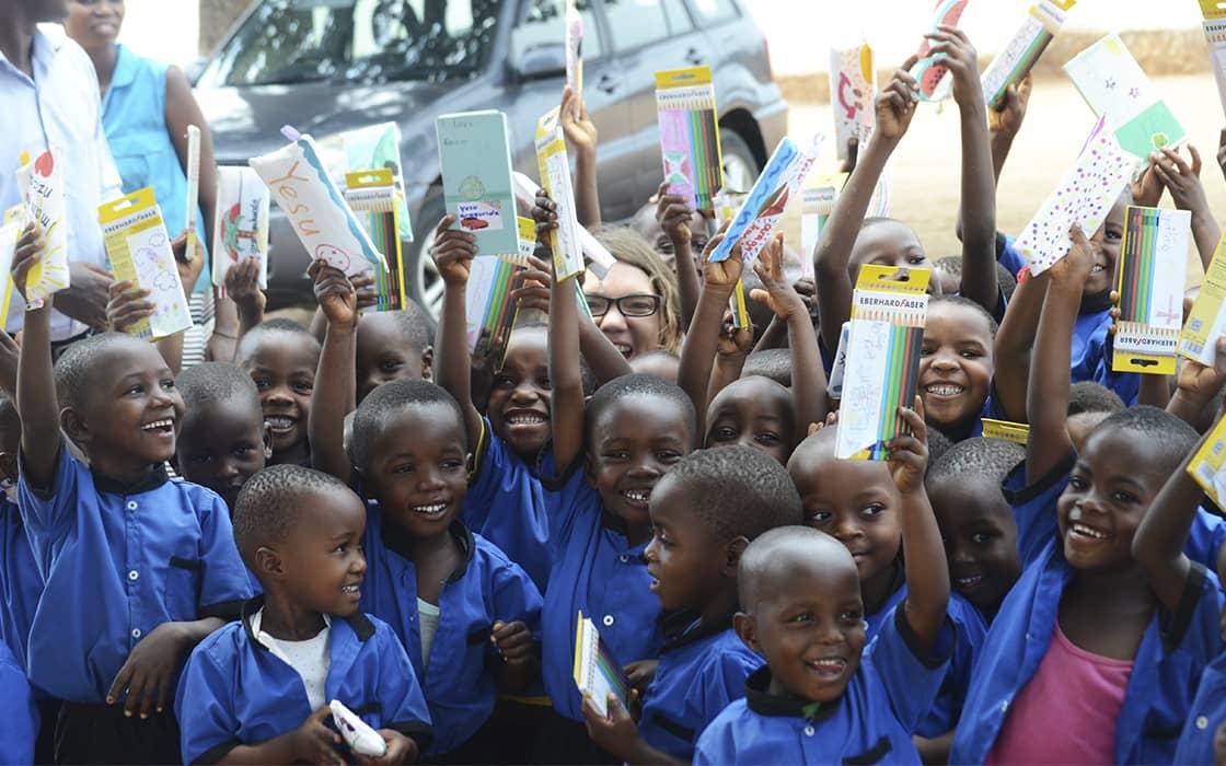 News: Hilfe für benachteiligte Kinder in Burundi