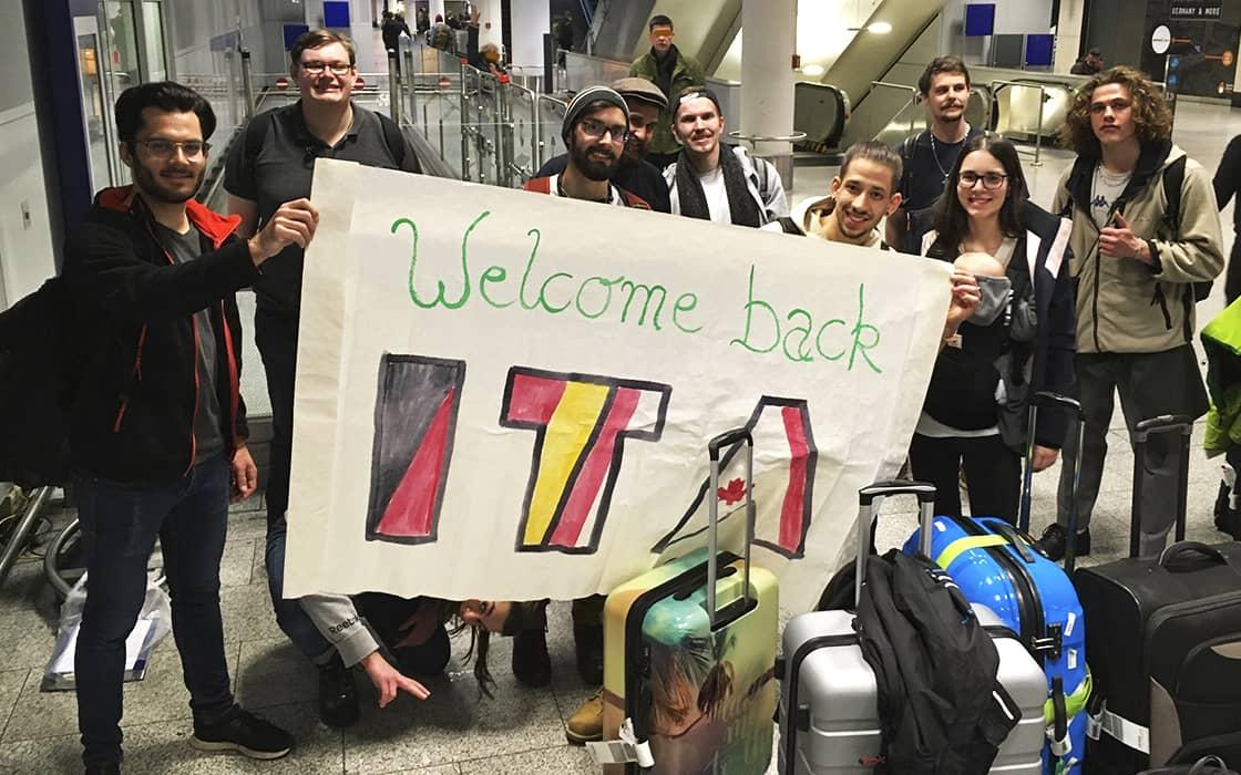 ITA2019 aus Toronto zurück