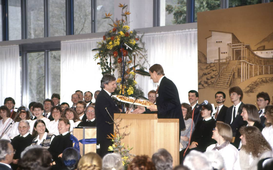 News: 25 Jahre Missions- und Schulungszentrum