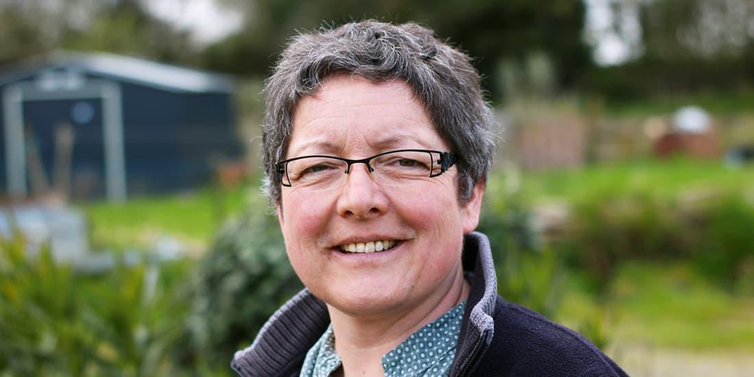Evelyn Theurer: Als Ausländerin im Einsatz im traditionellen Frankreich