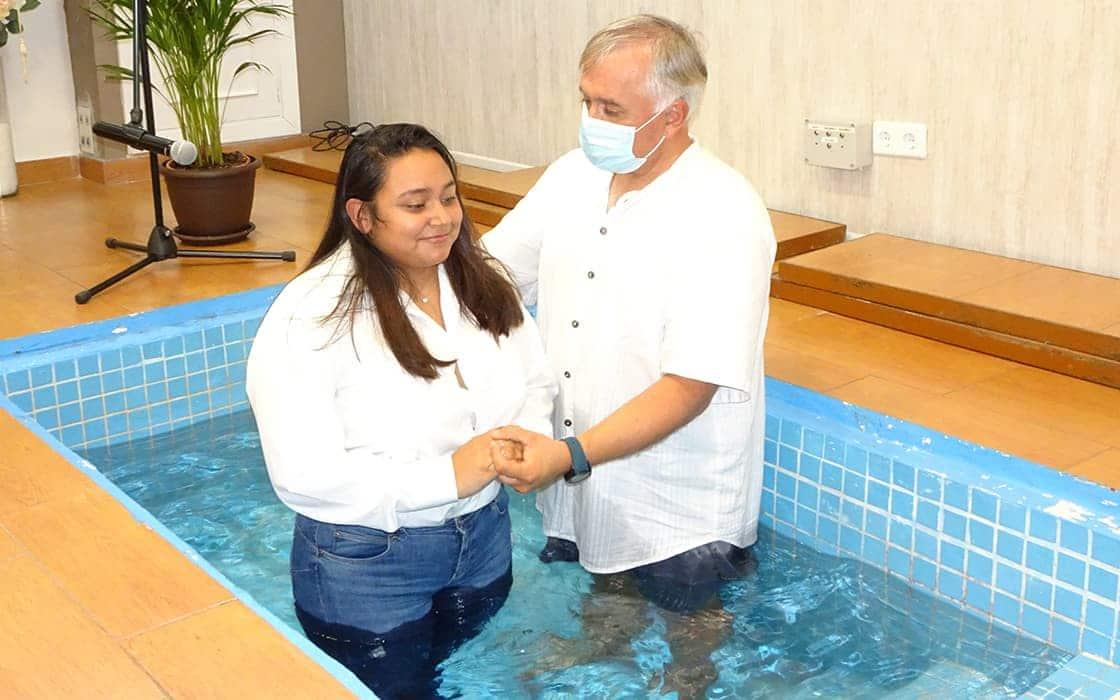 Corona-Pandemie stoppt Täuflinge nicht