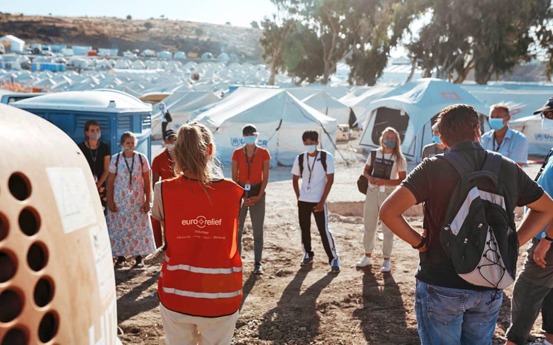 """""""Flüchtlinge sind Menschen wie du undich"""""""