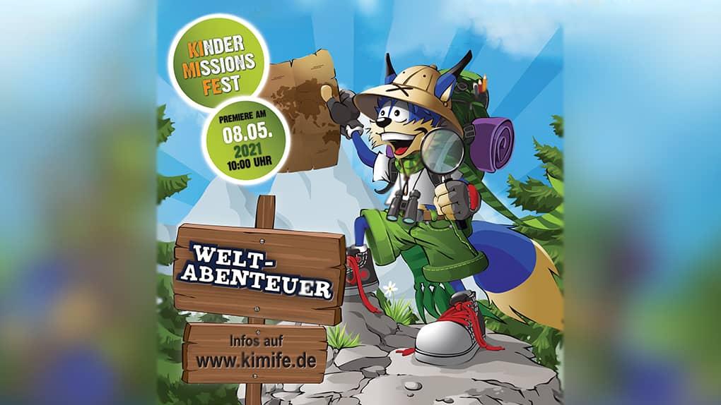 Das KiMiFe Welt-Abenteuer