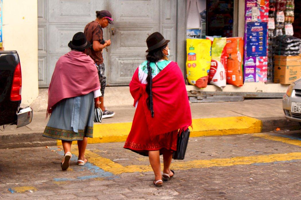 Sprachlos in Ecuador