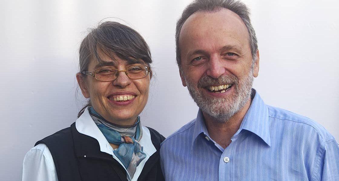 News: Hartmut und Urte Scherer in Mikronesien: Leben für den König