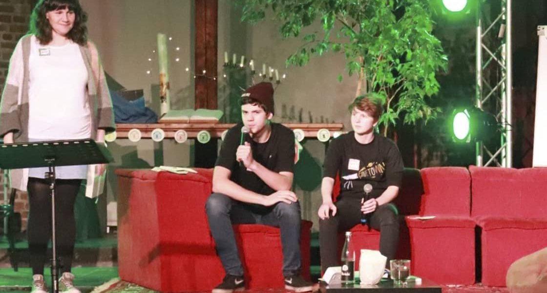 News: Jugendliche machen bei JesusHouse einen Start in ein neues Leben