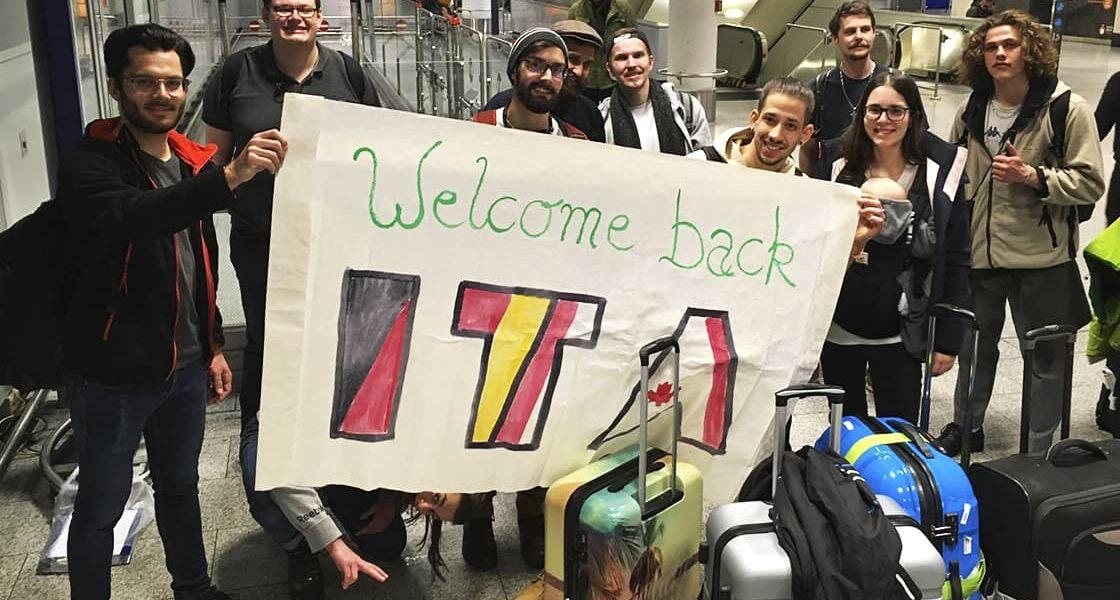 News: ITA2019 aus Toronto zurück